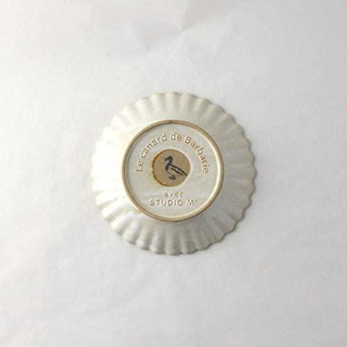 STUDIO M'(スタジオエム) バルバリ コガモプレートの商品画像3