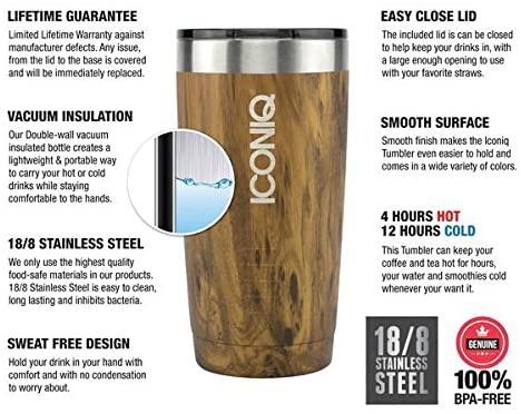 ICONIQ(アイコニック) 真空断熱タンブラーの商品画像3