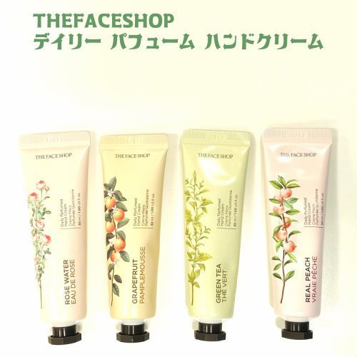 THE FACE SHOP(ザフェイスショップ) デイリーパフュームハンドクリームの商品画像