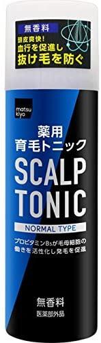 matsukiyo(マツキヨ) 薬用 育毛 トニックの商品画像