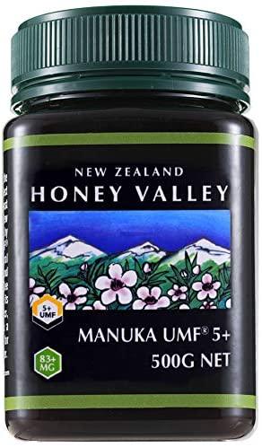 HONEY VALLEY(ハニーバレー) アクティブマヌカハニー UMF5+の商品画像