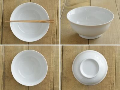 TABLE WARE EAST.(テーブルウェアイースト) EASTオリジナル シンプル丼ぶり ホワイトの商品画像5