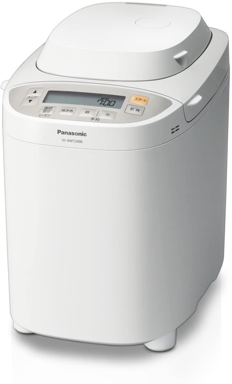 Panasonic(パナソニック)ホームベーカリー SD-BMT2000の商品画像