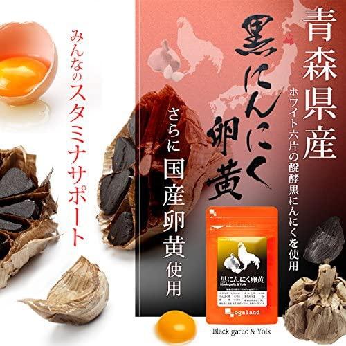 ogaland(オーガランド) 黒にんにく卵黄の商品画像3