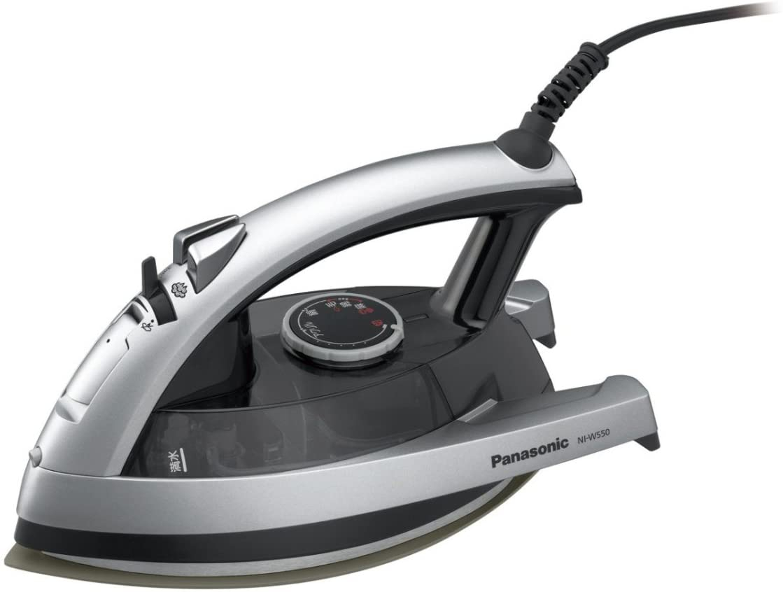 Panasonic(パナソニック) スチームアイロン NI-W550の商品画像