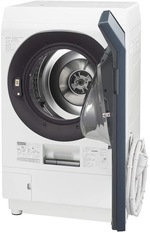 SHARP(シャープ) ドラム式洗濯乾燥機 ES-W112の商品画像2