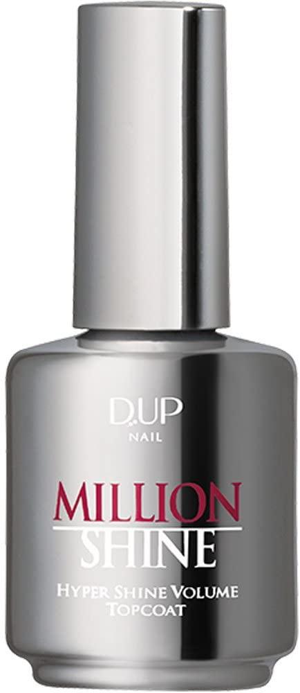 D-UP(ディーアップ) ネイル ミリオンシャイン トップコートの商品画像3