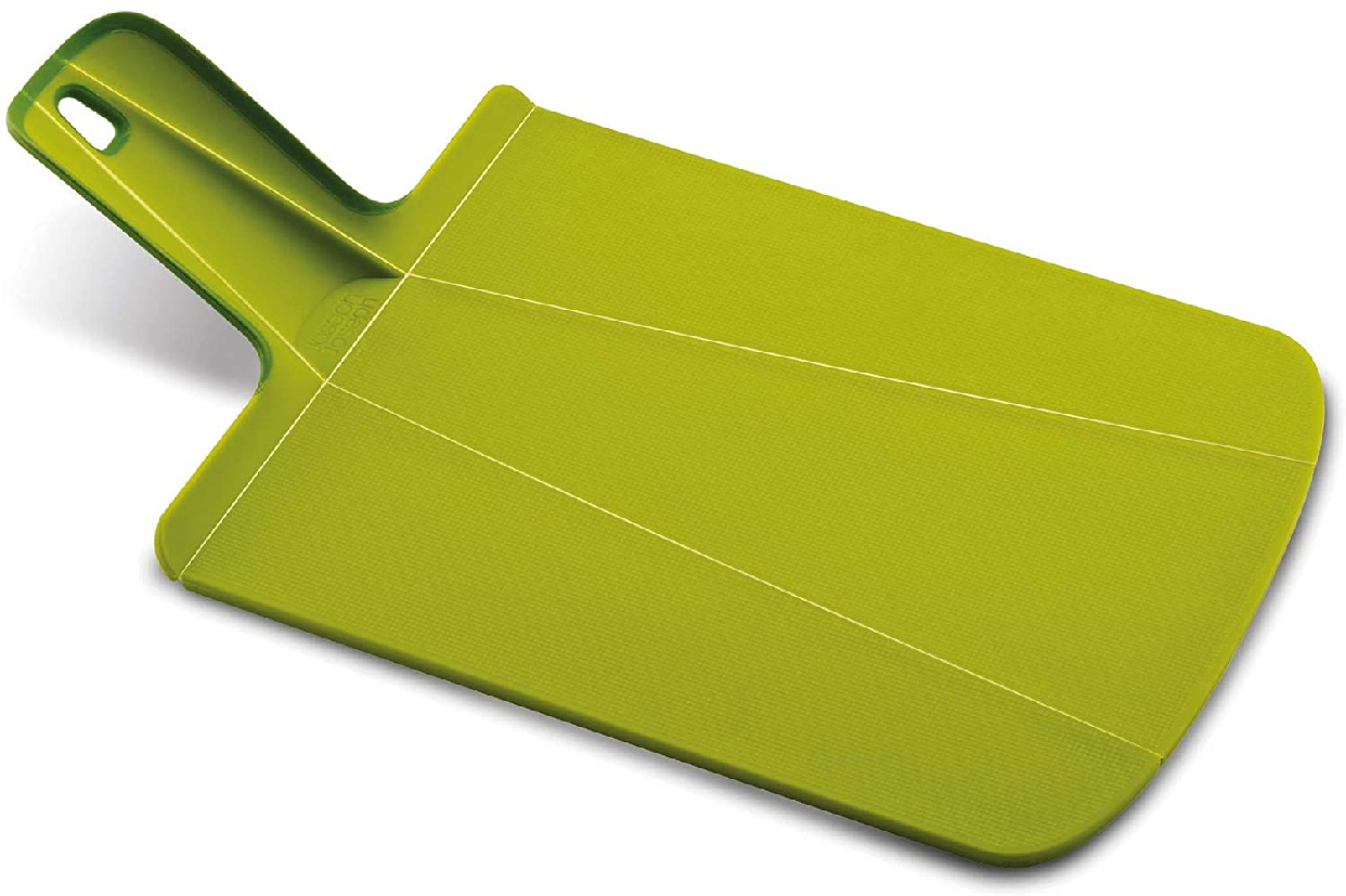 Joseph Joseph(ジョセフジョセフ) チョップ2ポット プラス / 折り曲がるまな板 グリーン 094824の商品画像