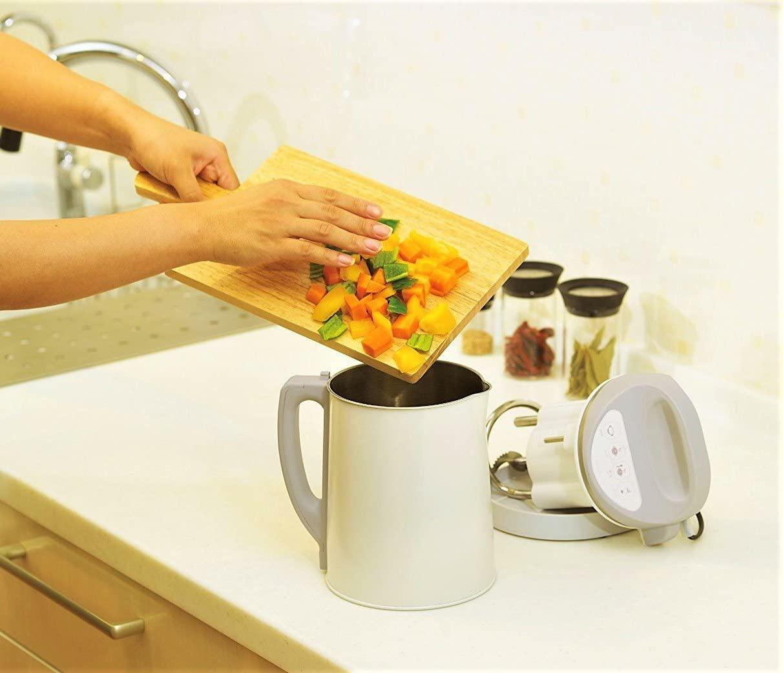 DOSHISHA(ドウシシャ) minish スープメーカー DSM-138PKの商品画像5