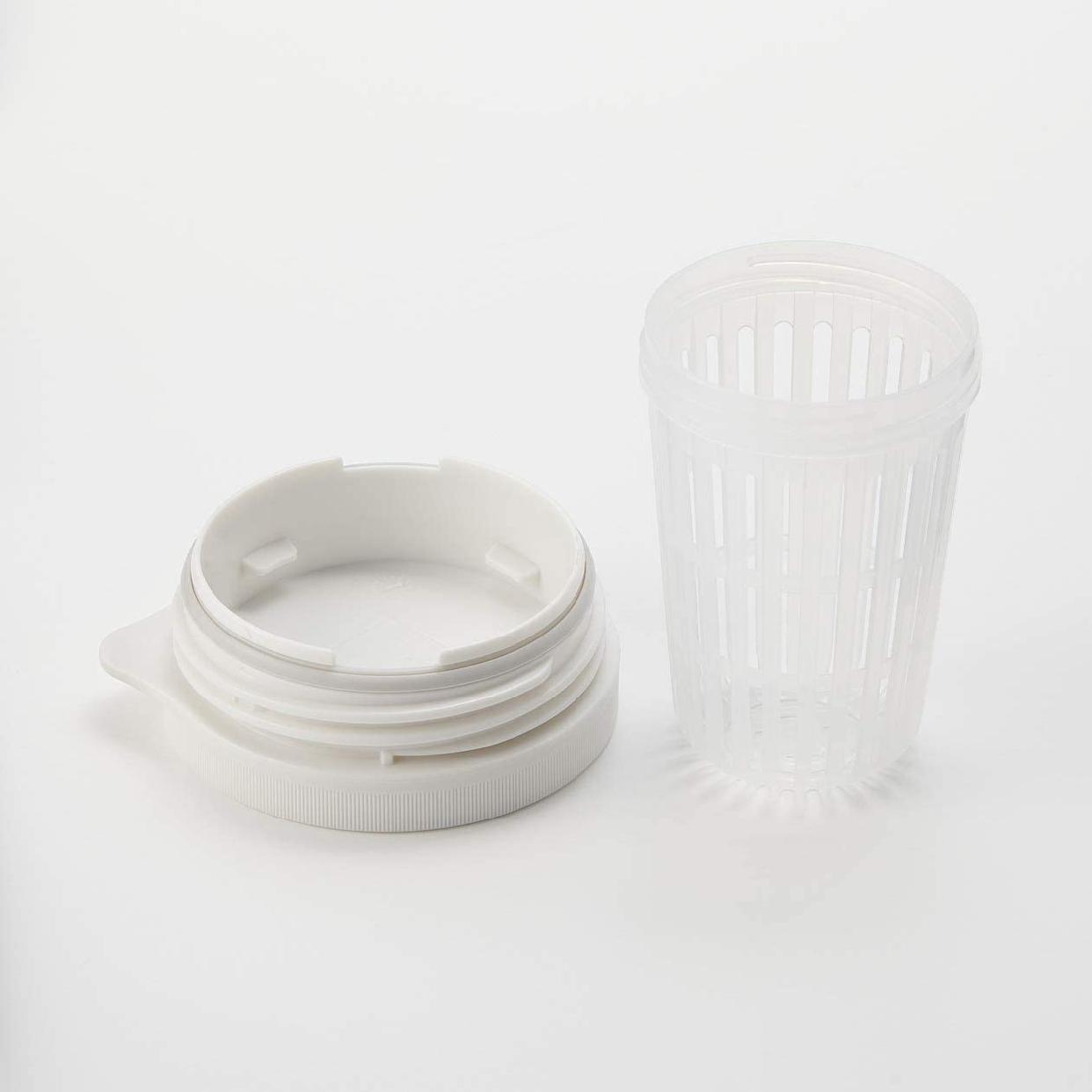 無印良品(MUJI) アクリル冷水筒 冷水専用約2L 44220931の商品画像7