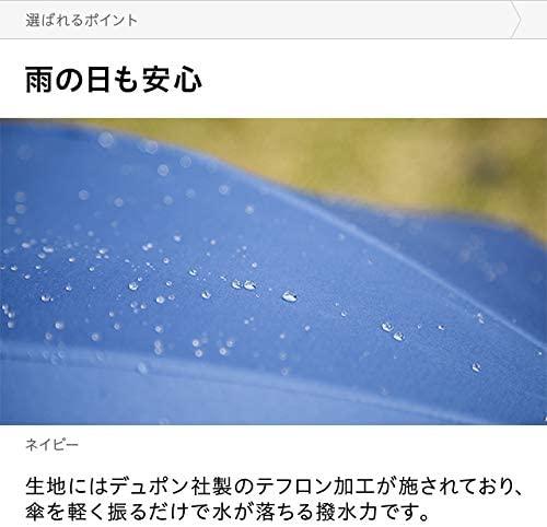 MODERN DECO(モダンデコ) 晴雨兼用 UVカット日傘 エッジラインタイプの商品画像5