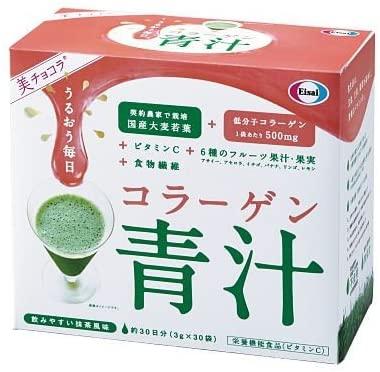 Eisai(エーザイ) 美 チョコラ コラーゲン青汁