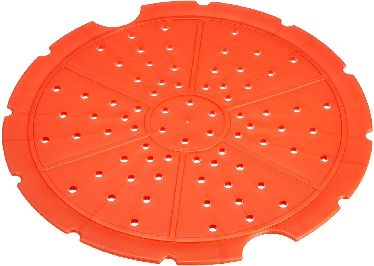 MEYER(マイヤー) 電子レンジ圧力鍋 オレンジ 2.3L MPC2.3POの商品画像4