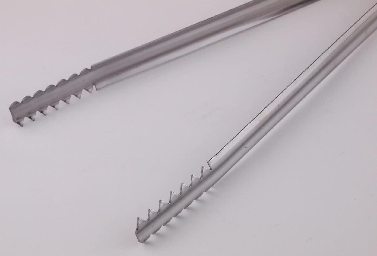 パール金属(PEARL) 厚口炭 バサミ (小)の商品画像2