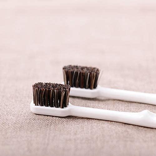 かなや刷子(かなやぶらし)馬毛歯ブラシ小の商品画像2