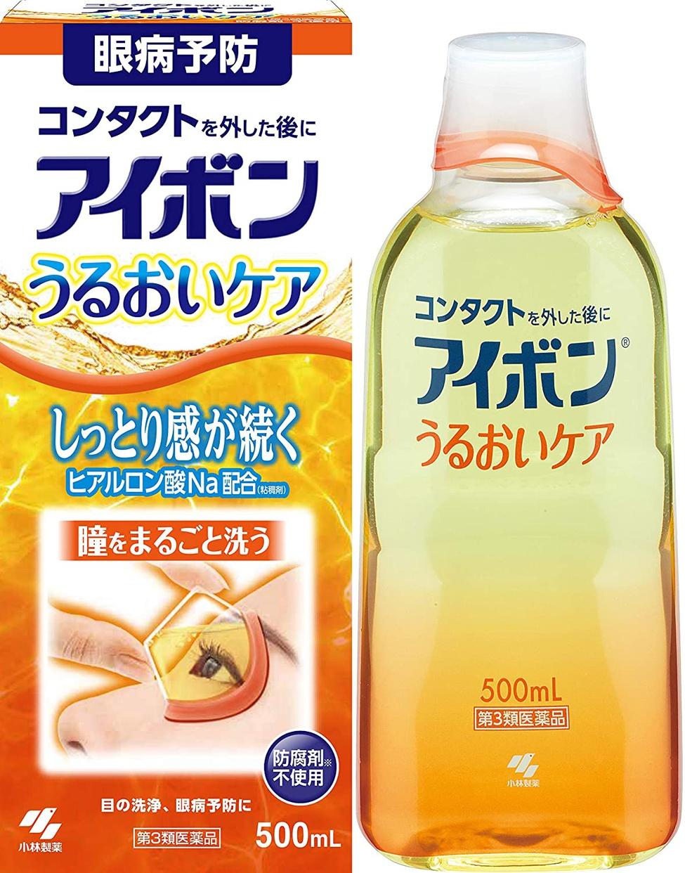 アイボン うるおいケアの商品画像