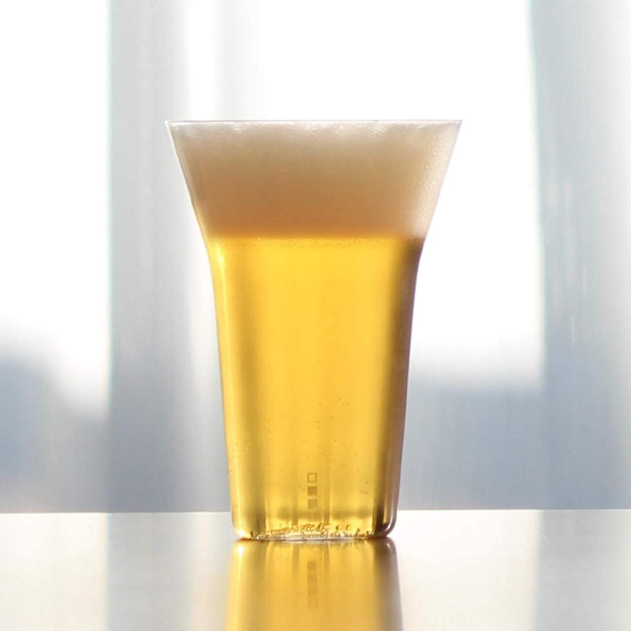 生涯を添い遂げるグラス タンブラー240 うす吹き トランスペアレント(透明)国産杉箱入りの商品画像3