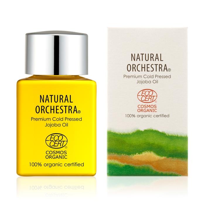 NATURAL ORCHESTRA オーガニックホホバオイルの商品画像2