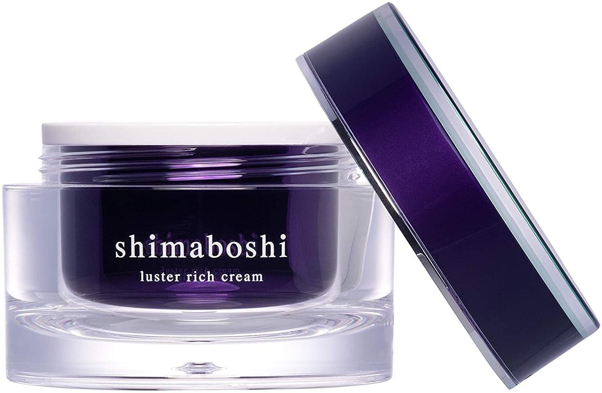 shimaboshi(シマボシ) ラスターリッチクリーム