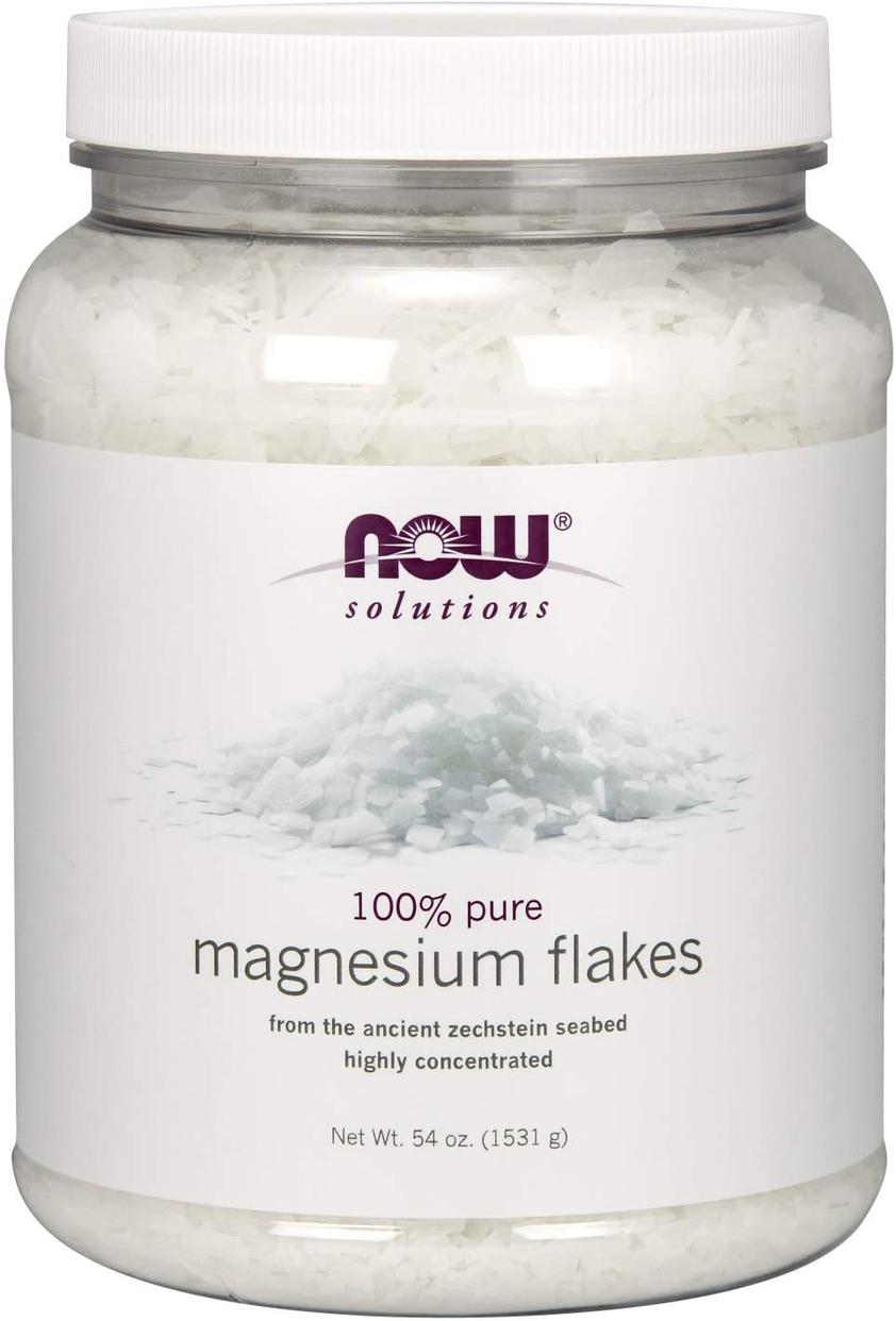 NOW Foods(ナウフーズ) 100% ピュア マグネシウムフレークの商品画像
