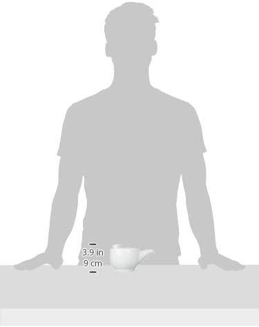 茶和 急須 白磁 右手用 日本製 φ10.5cmの商品画像7