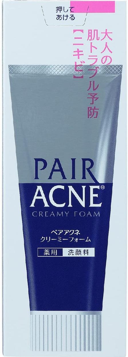 PAIR ACNE(ペアアクネ) クリーミーフォーム 薬用洗顔料の商品画像4