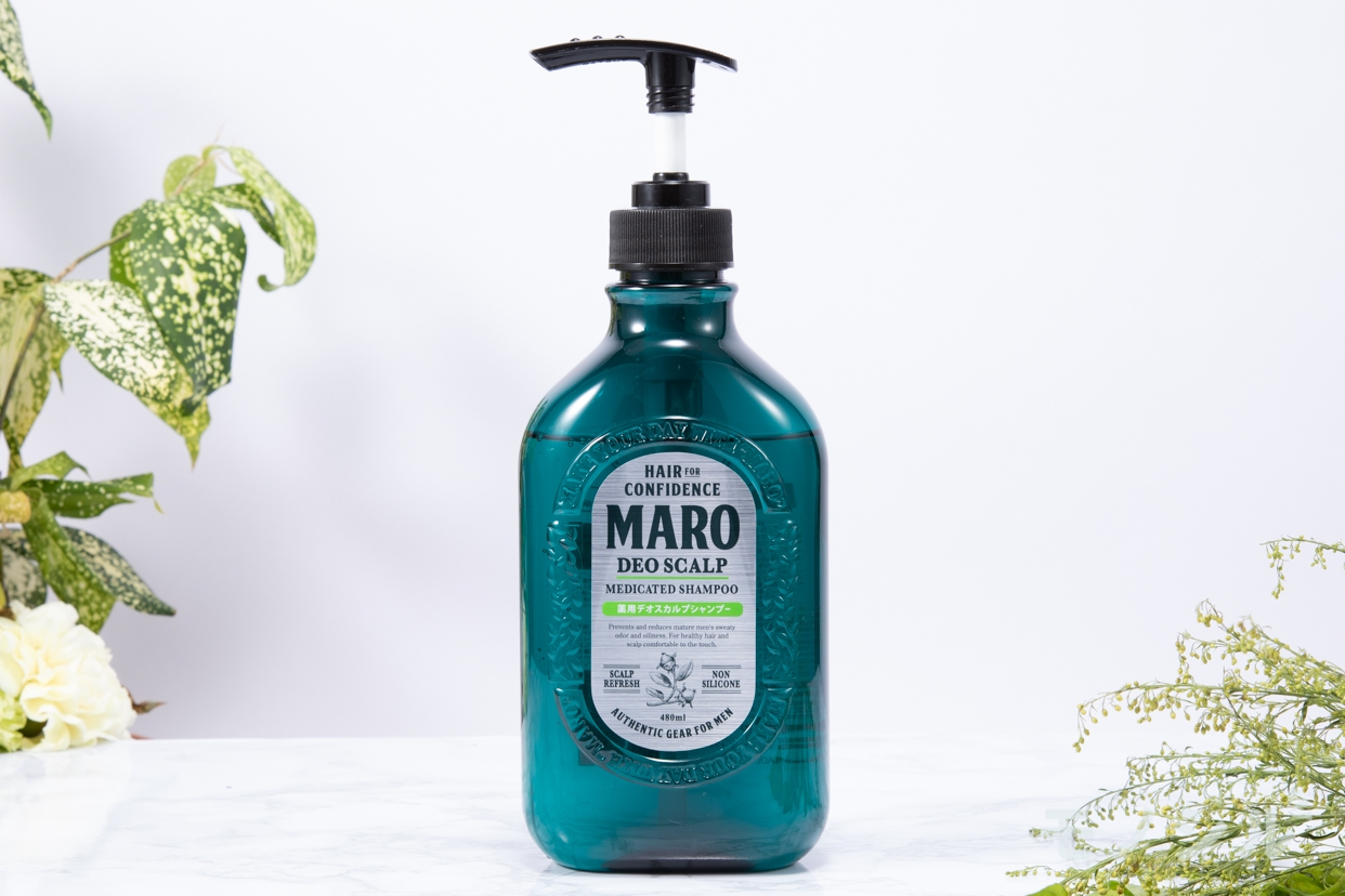 MARO(マーロ)薬用 デオスカルプ シャンプーの商品画像