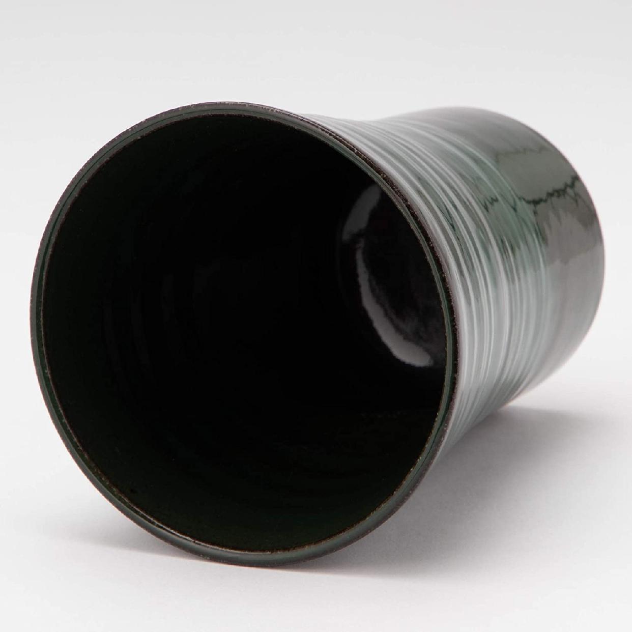 MINO CRAFT. 持ち易い焼酎カップ エメラルド K51148の商品画像5