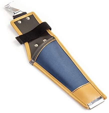ほんまもん 携帯用 包丁ケース 大 ブルーの商品画像