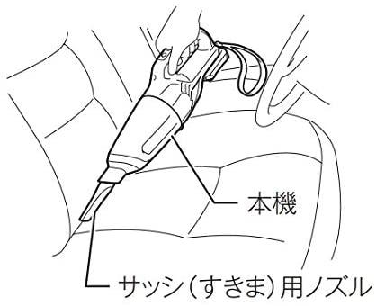 makita(マキタ) 充電式クリーナ CL108FDSHWの商品画像7
