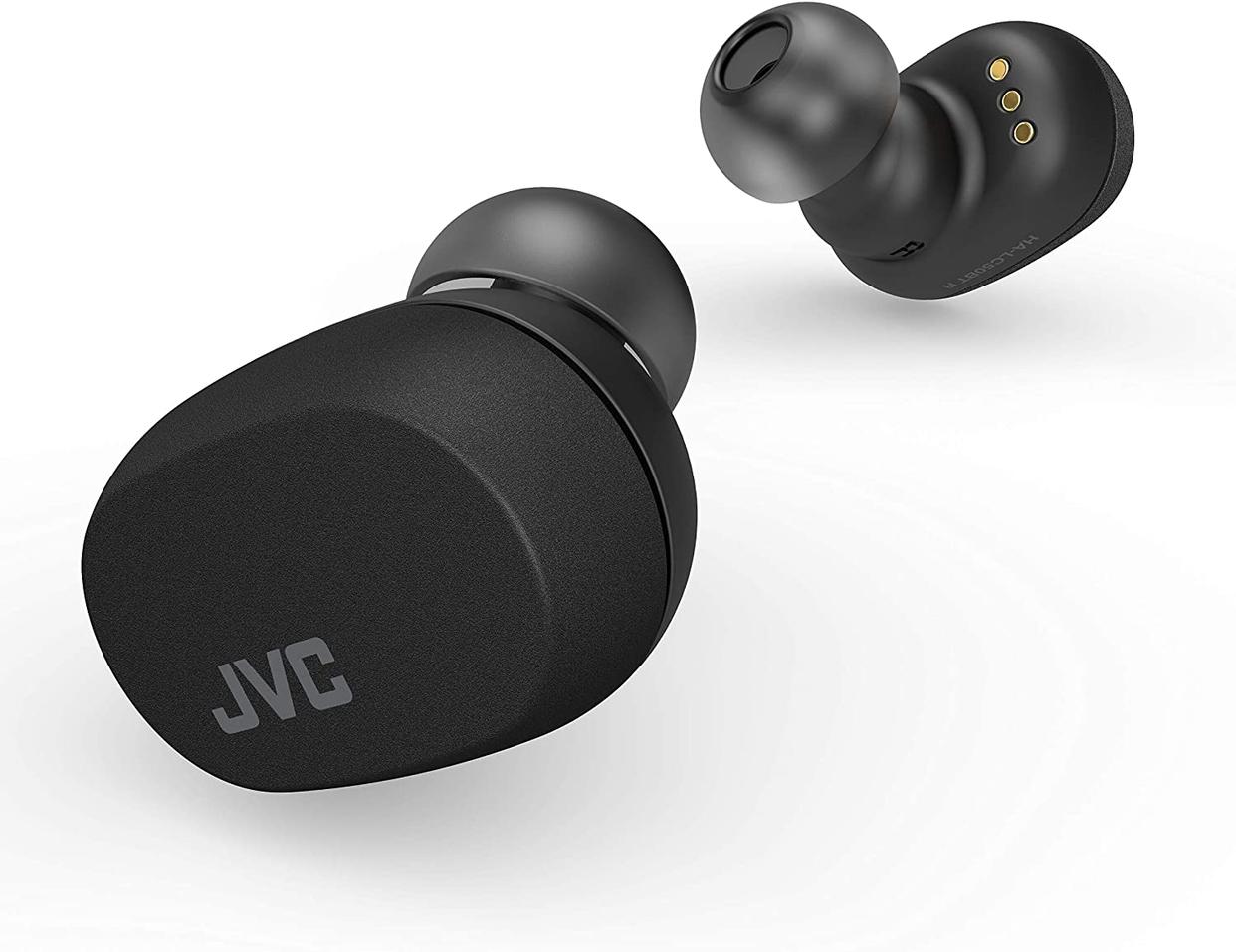JVC(ジェーヴイシーケンウッド) ワイヤレスステレオヘッドセット HA-LC50BTの商品画像
