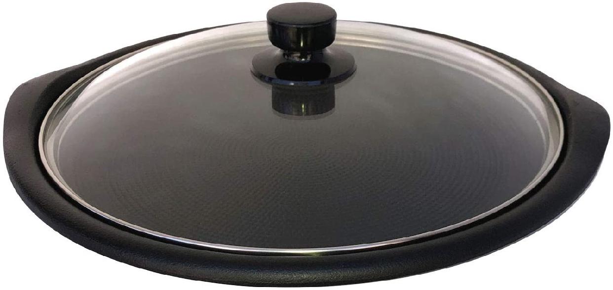 南部鉄器(ナンブテッキ) 達人の餃子鉄鍋 C−10 31cmの商品画像