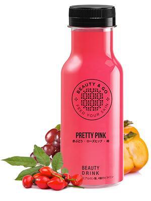 Beauty&Go(ビューティーアンドゴー) プリティーピンクの商品画像