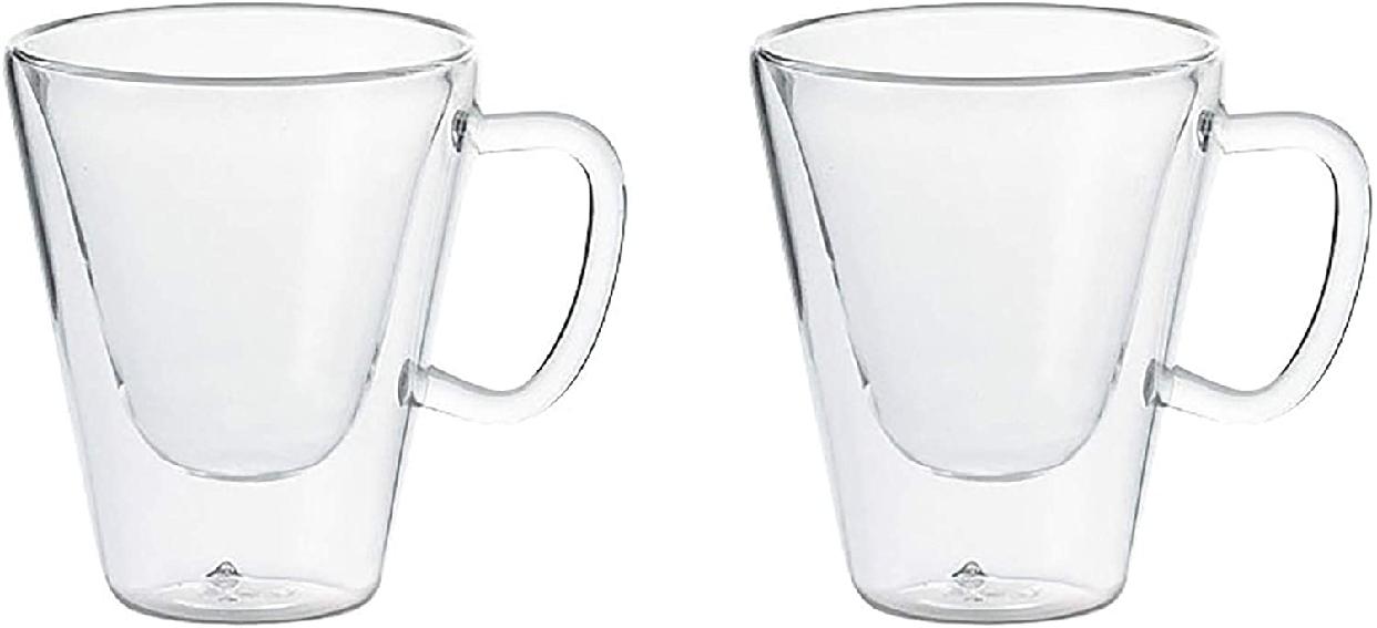 Luigi Bormioli(ルイジボルミオリ) デミタスカップ コスタリカ 2個入りLU10の商品画像
