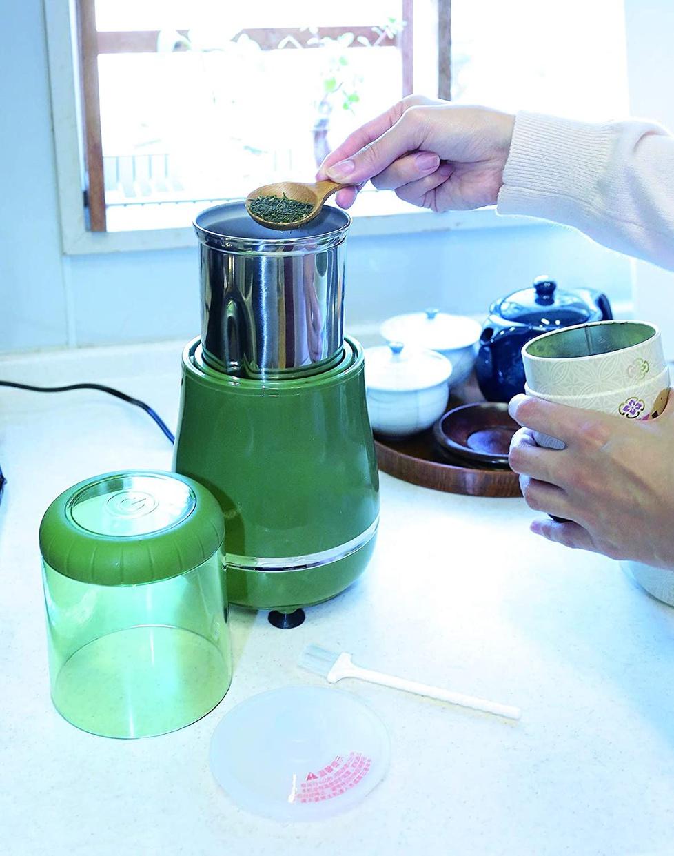 MARIN(マリン) 電動お茶挽き器 Ki-80524の商品画像2