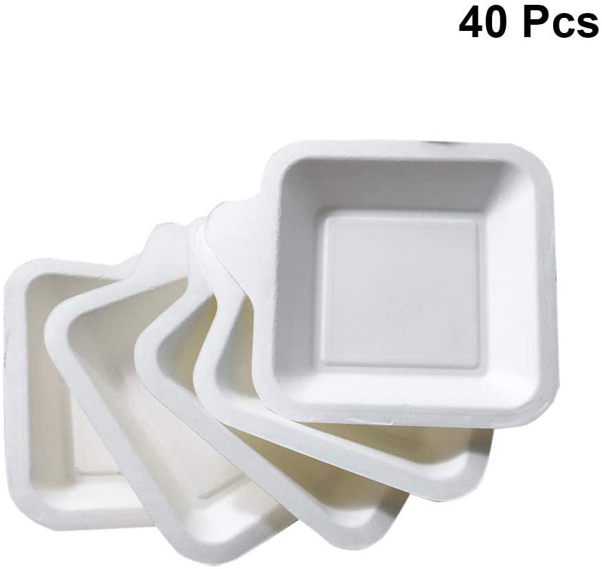 BESTOYARD(ベストヤード) ペーパープレート 40枚の商品画像8