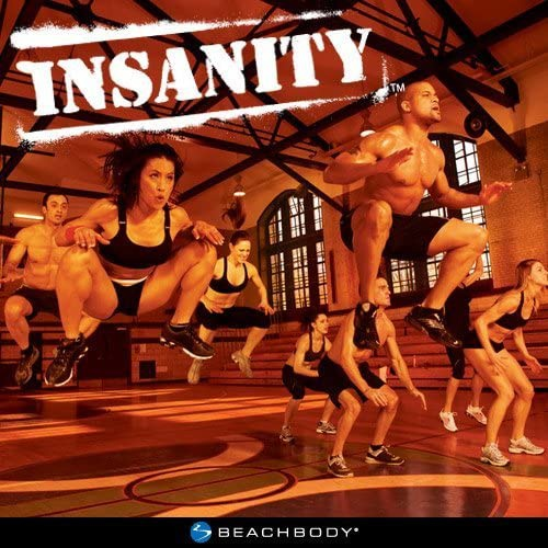 Beachbody(ビーチボディ) Insanity: The Ultimate Cardio Workout and Fitness DVD Programme.の商品画像8
