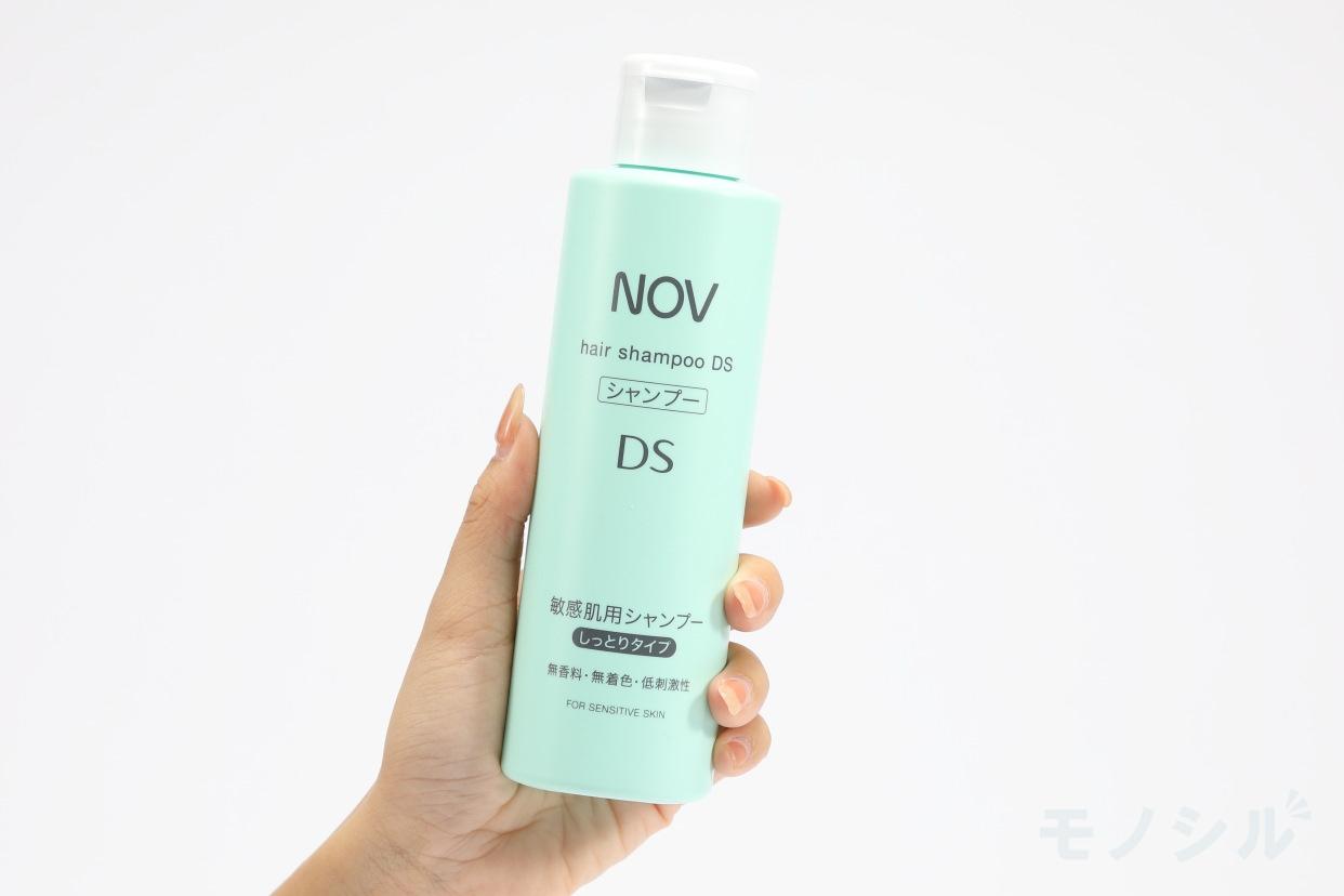 NOV(ノブ) ヘアシャンプー DSの手持ちの商品画像