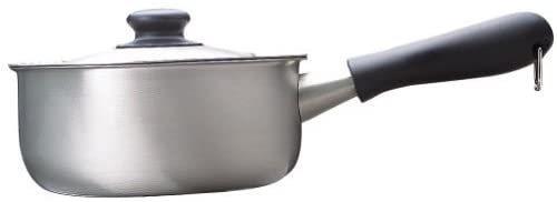 柳宗理(やなぎそうり)片手鍋 18cm ガス火専用 つや消しの商品画像5