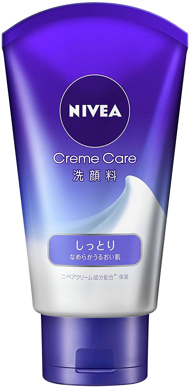 NIVEA(ニベア) クリームケア 洗顔料 しっとり