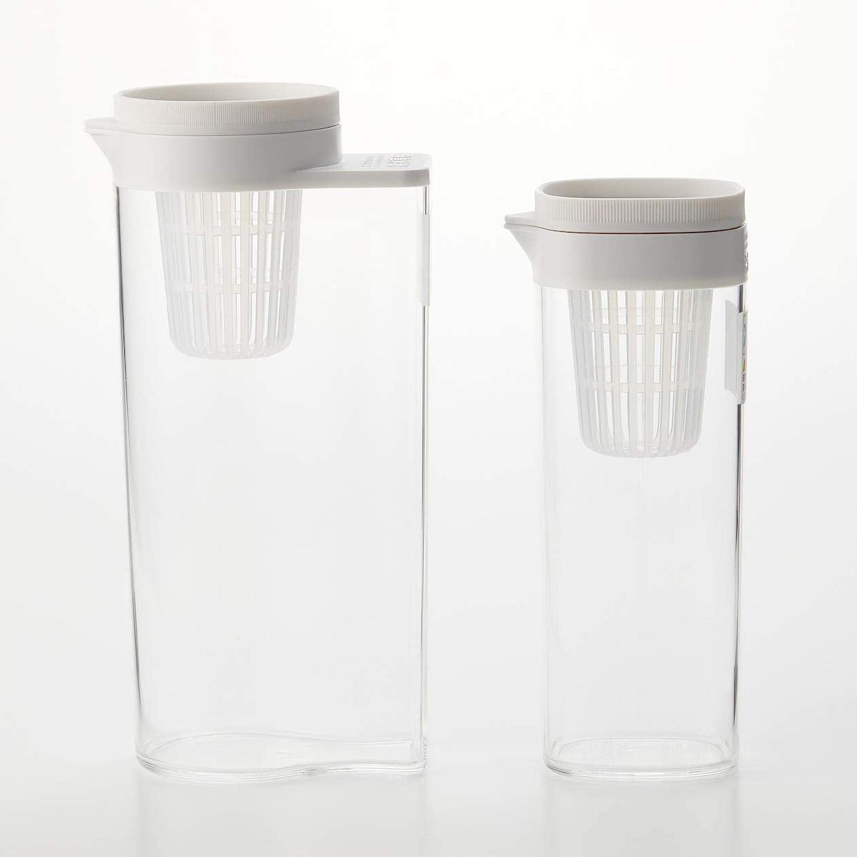 無印良品(MUJI) アクリル冷水筒 冷水専用約2L 44220931の商品画像12