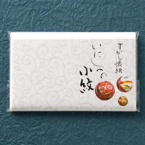 和敬清寂(ワケイセイジャク) 小紋懐紙 すかし唐草30枚入 20006358の商品画像