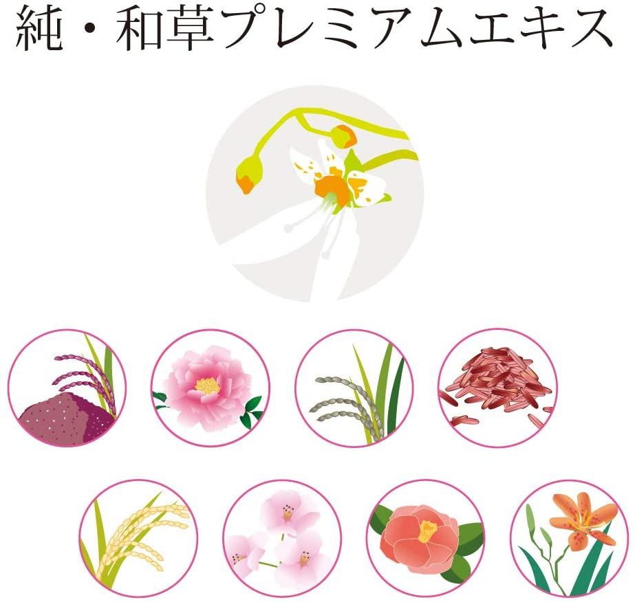 いち髪(ICHIKAMI) いち髪 髪&地肌うるおう寝ぐせ直し 和草シャワーの商品画像5