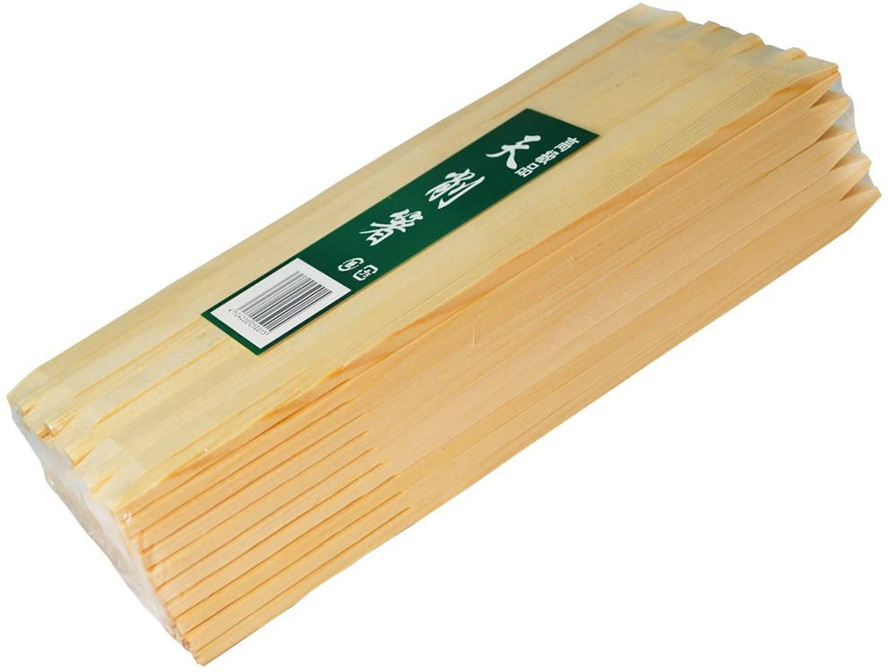 きんだい(きんだい)エゾ松 天削げ 裸 100膳 24cmの商品画像2