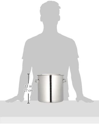 江部松(EBM) 18-8 キッチンポット 寸胴鍋 24cm 板手付の商品画像11