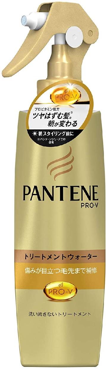PANTENE(パンテーン) エクストラダメージケア トリートメントウォーター 毛先まで傷んだ髪用