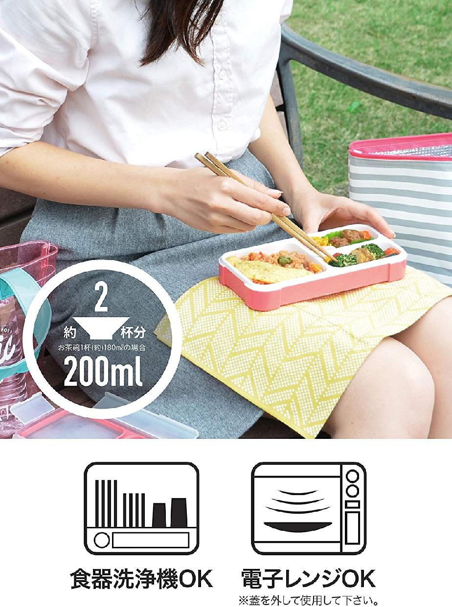 CB JAPAN(シービージャパン) 薄型弁当箱 フードマン ミニの商品画像5
