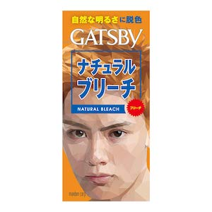 GATSBY(ギャツビー) ナチュラルブリーチの商品画像