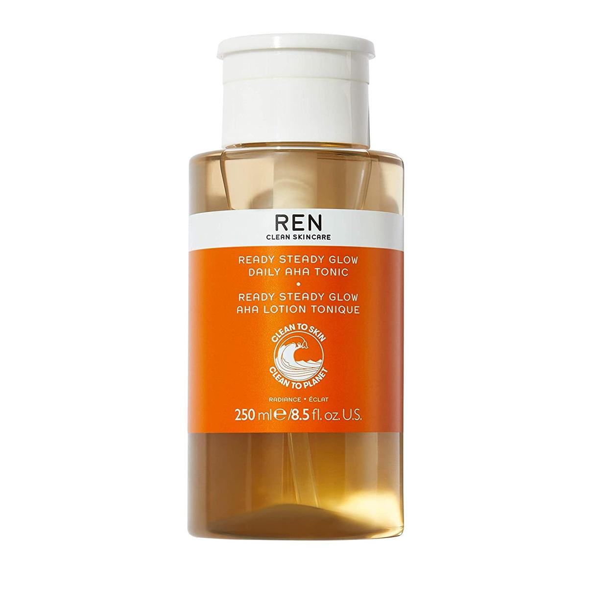 REN Clean Skincare(レンクリーンスキンケア) レディー ステディー グロー デイリー AHA トニックの商品画像