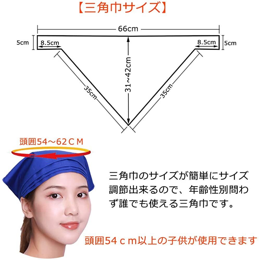 BIGHAS(ビックハス) 三角巾 大人用の商品画像5